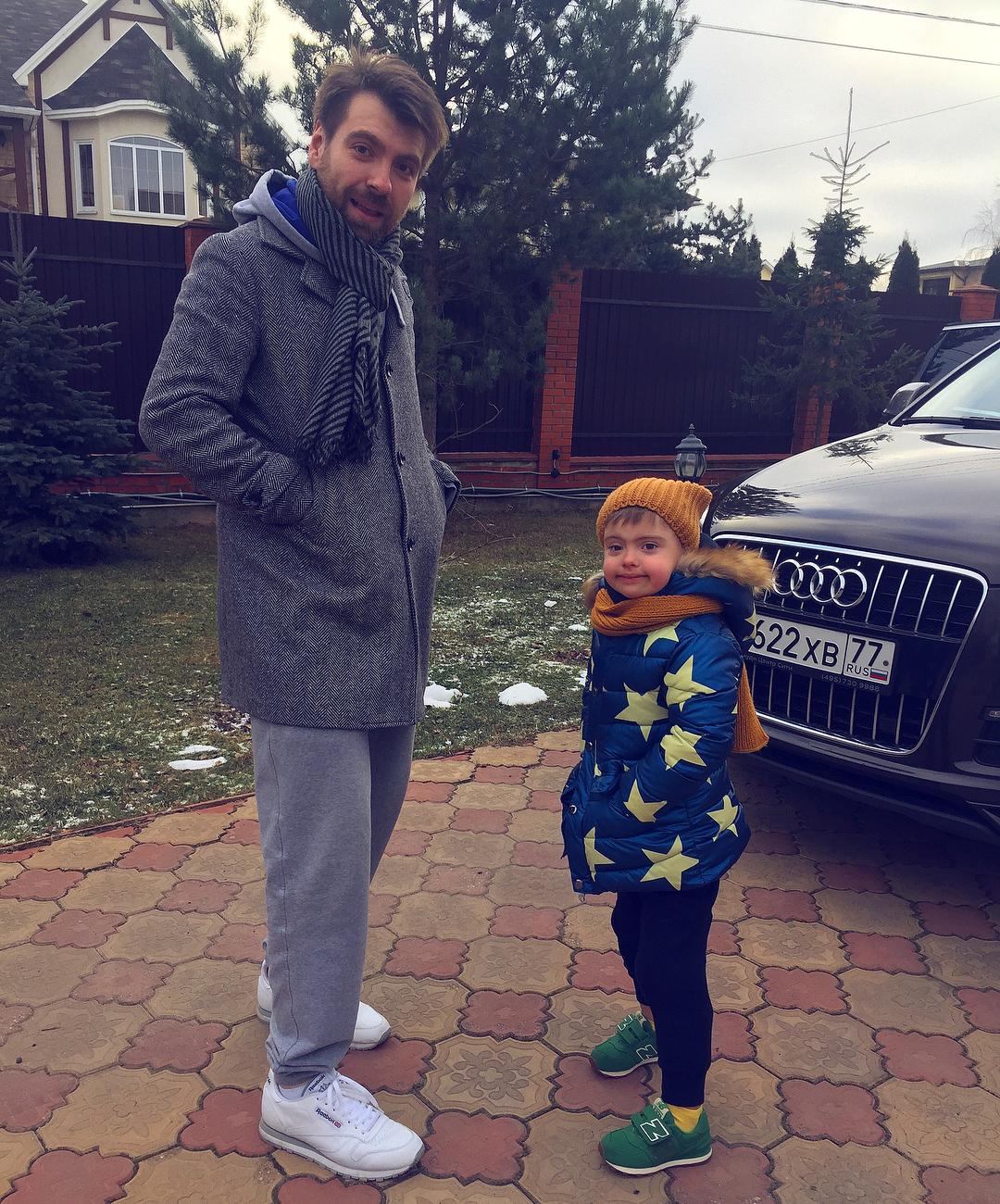 Бледанс эвелина и ее дети фото 2018