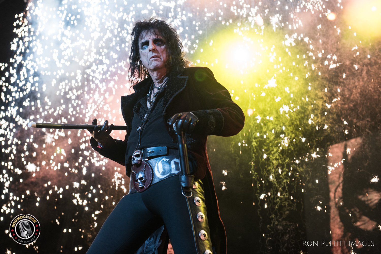 Alice Cooper Deep Purple And Alice Cooper Take Over Budweiser Stage For