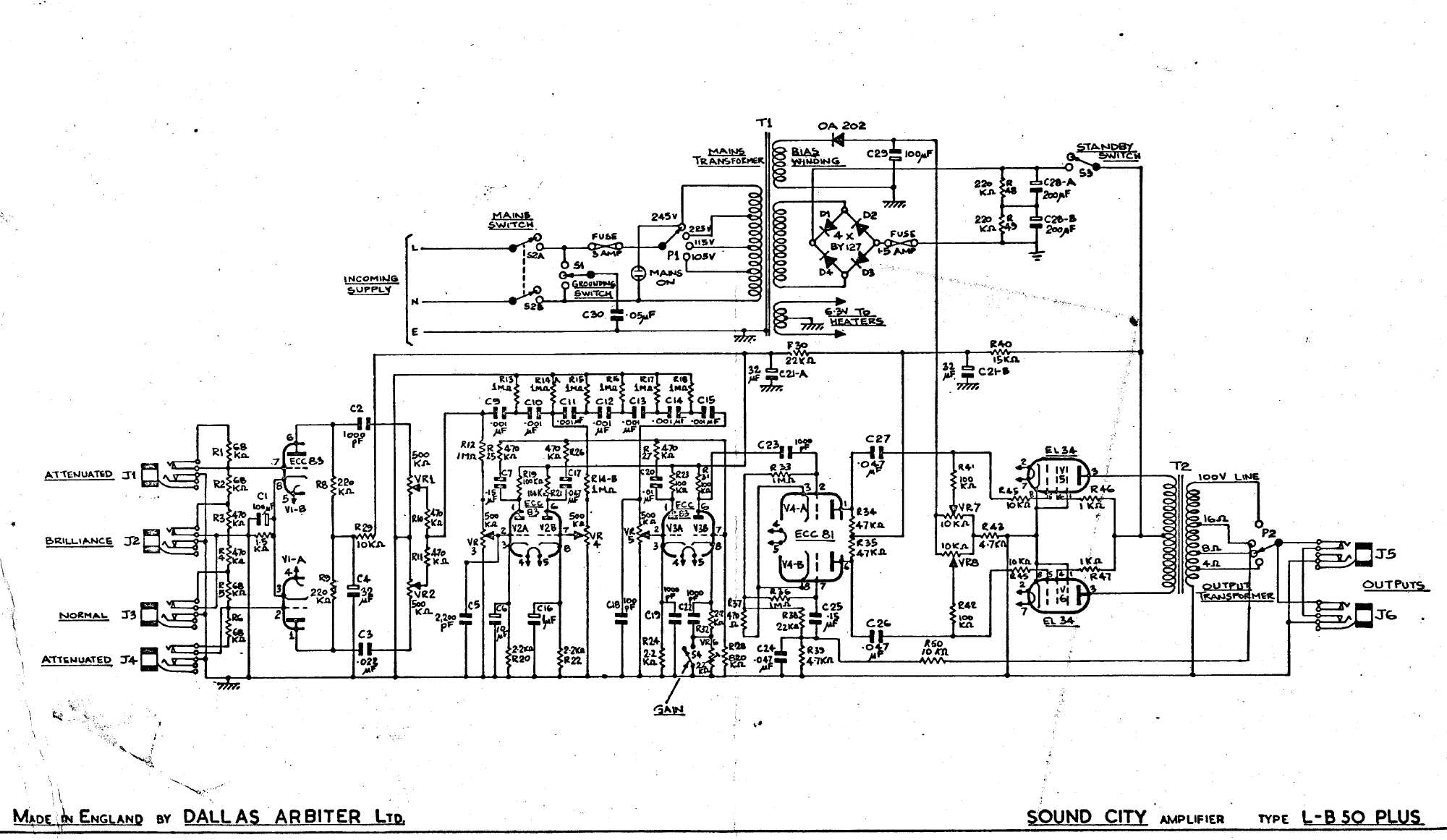 schematics for wiring a 50 plymouth