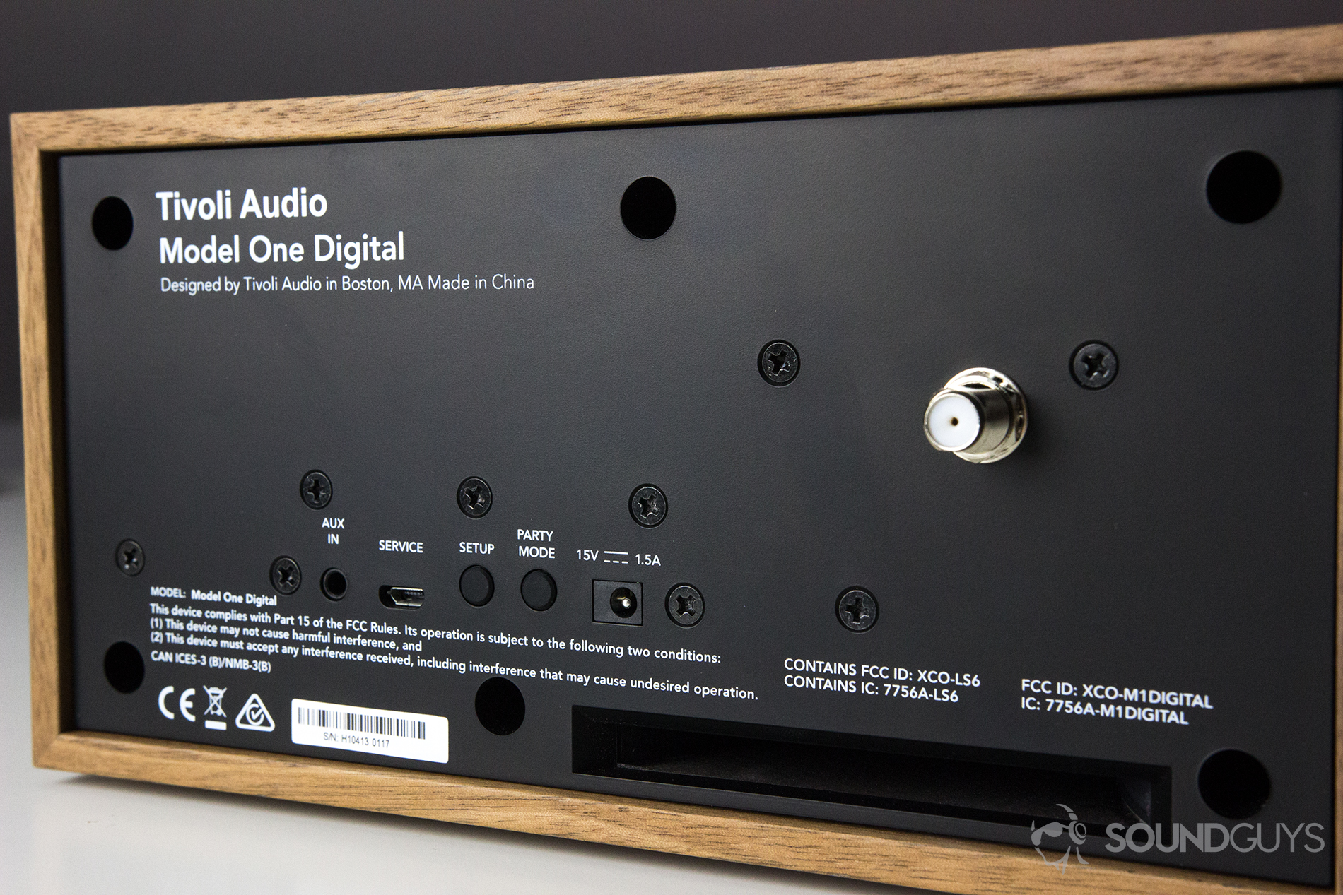 Tivoli Audio Digital Tivoli Audio Model One Digital Review Soundguys