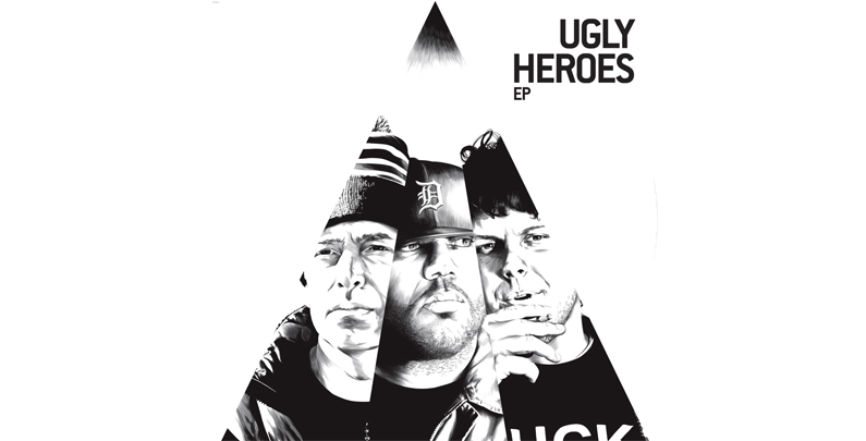 [Chronique] Ugly Heroes EP