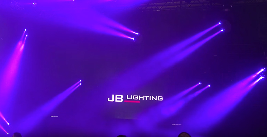 Jb Lighting Sparx 30 Et Sparx 18 Deux Wash Beam