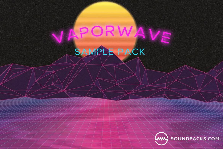 Vaporwave Sample Pack SoundPacks