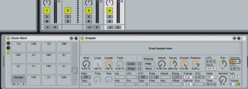 Use ableton live to chop samples like an mpc