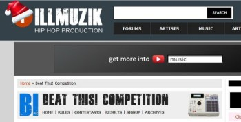 Illmuzik Beat This! Competition – Christmas edition