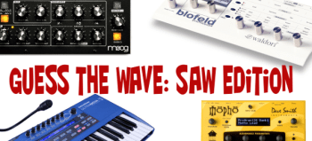 Guess the synth Saw edition Korg Monotron Duo Winner Announced