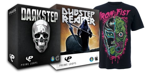 Primeloops and Ironfist Clothing Halloween Contest