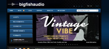 Big Fish Audio Vintage Vibe Kontakt library review