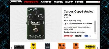Review: MXR Carbon Copy Analog Delay on Vintage Fender Rhodes EP