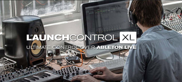 Review: Novation Launch Control XL Ableton Live Controller