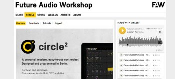 FAW Circle 2 Synthesizer Demo and Giveaway