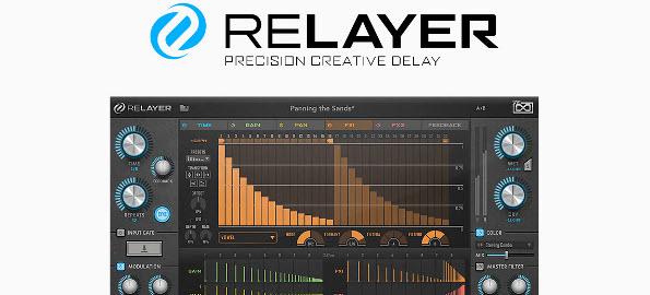 UVI RELAYER Precision Creative Delay Plugin Review