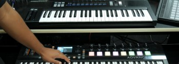 Comparison: Akai Advance vs Native Instruments Komplete Kontrol Keyboard
