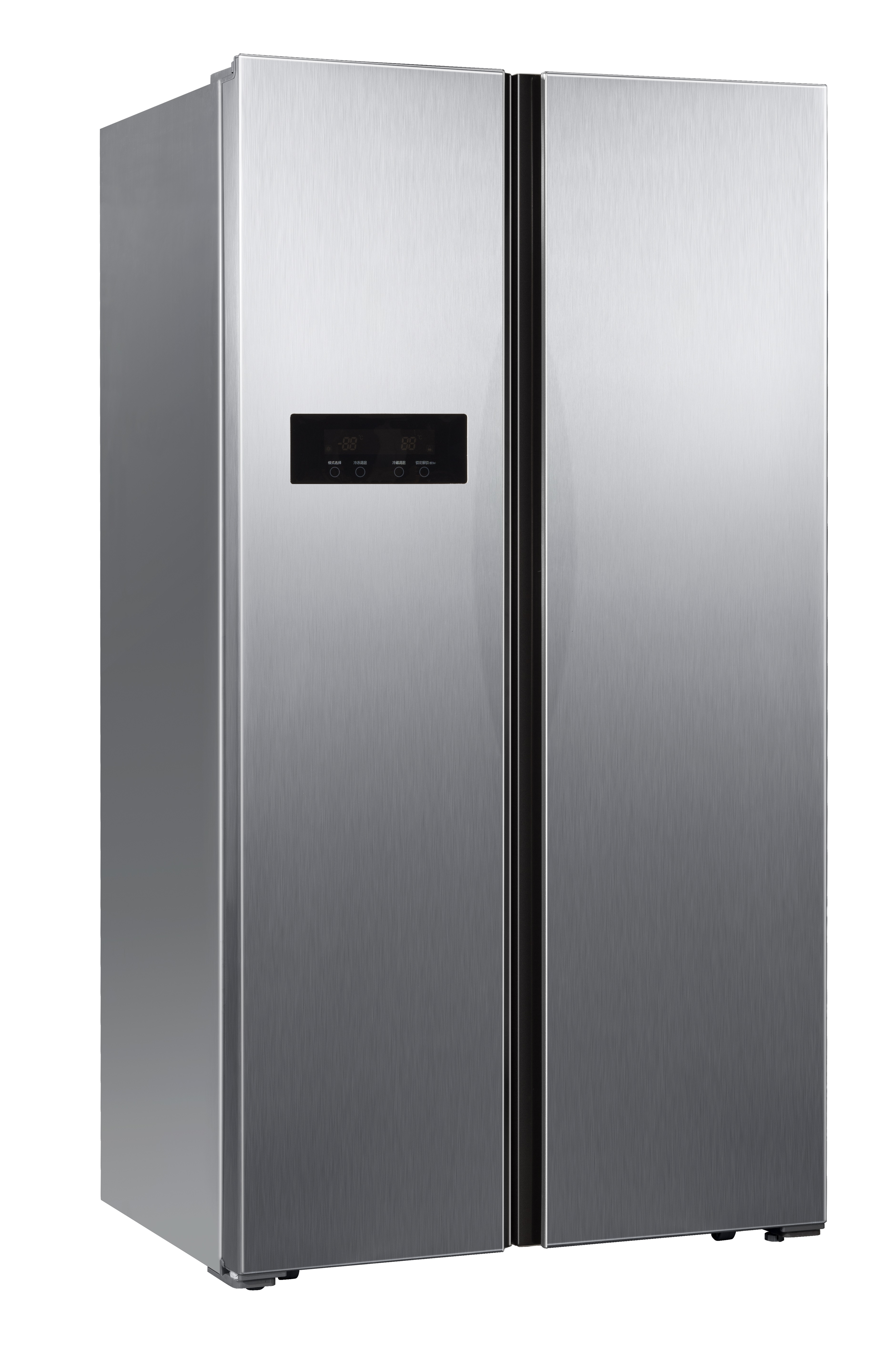Fridge Freezer Powerpoint P9458skss American Fridge Freezer Stainless Steel