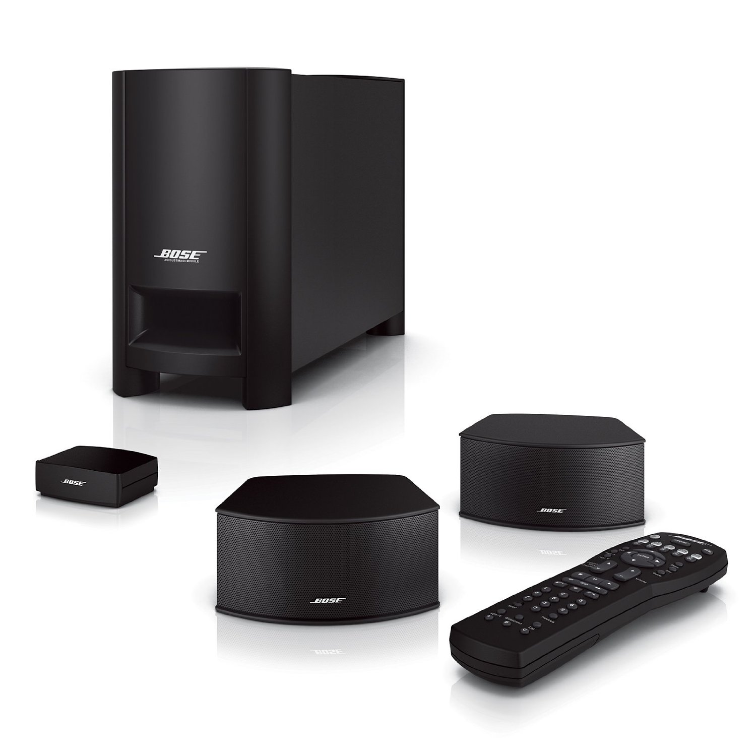 Bose Home Cinema Bose Cinemate Gs Series Ii Review | Soundvisionreview