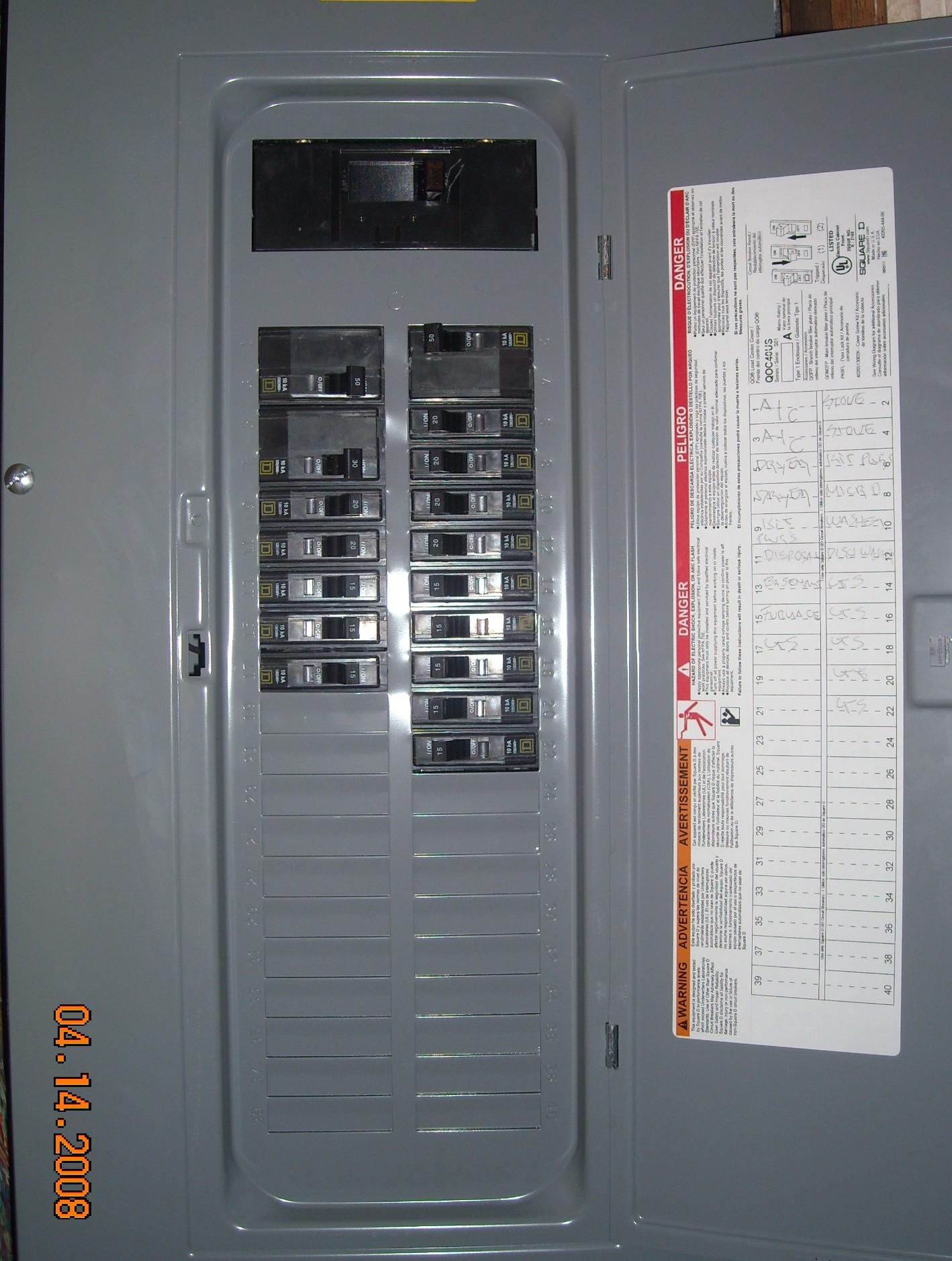 Murray Breaker Panel Wiring Diagram Auto Electrical Box