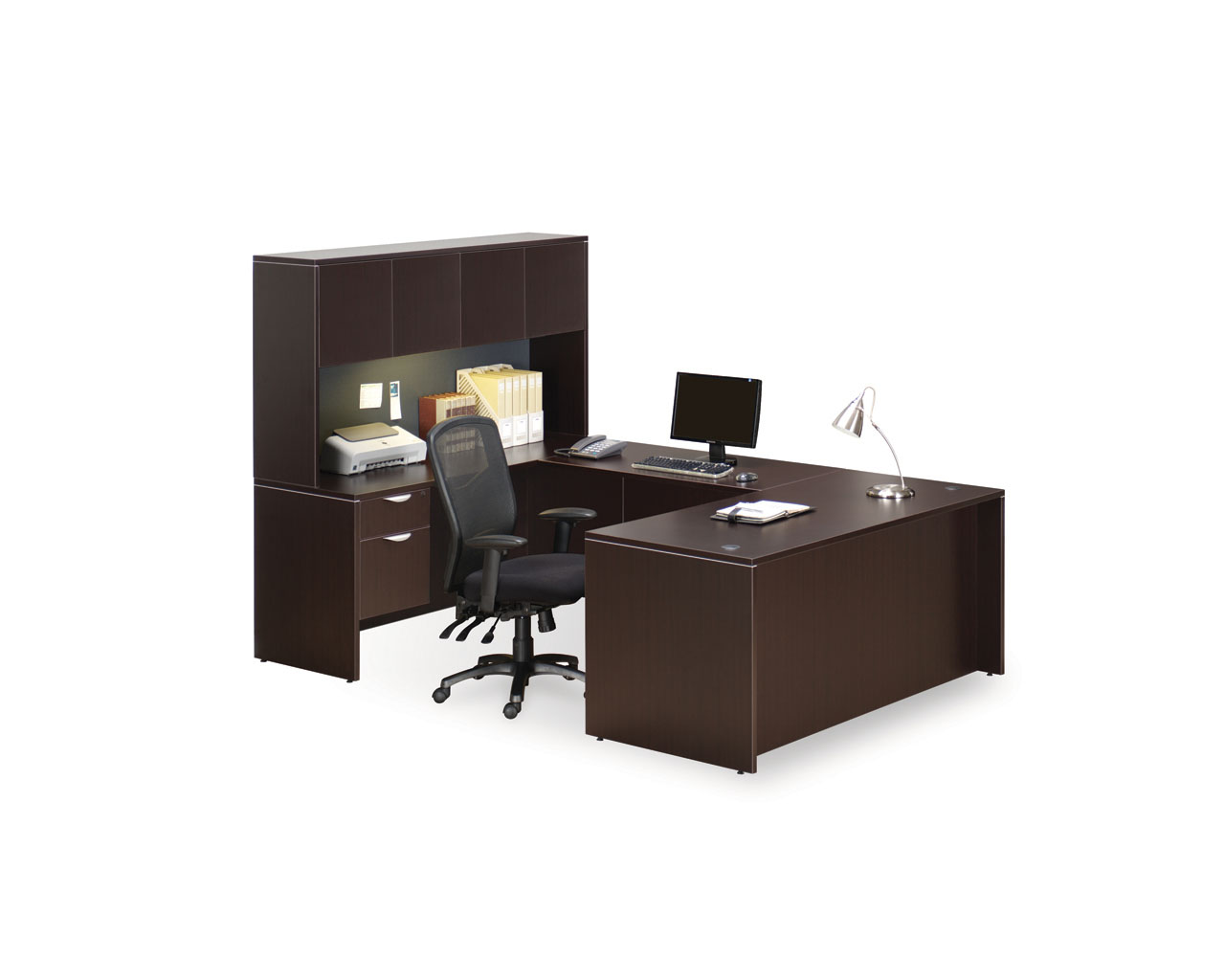 Workstation Furniture Classic 66 Quot Executive Workstation Office Desk