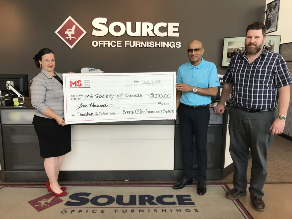 Source Furniture Brampton Making A Difference In Brampton Source Office Furniture