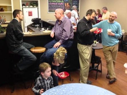 Dinner for Six Feb 2014 | Source Bible Class | 13