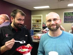Dinner for Six Feb 2014 | Source Bible Class | 8