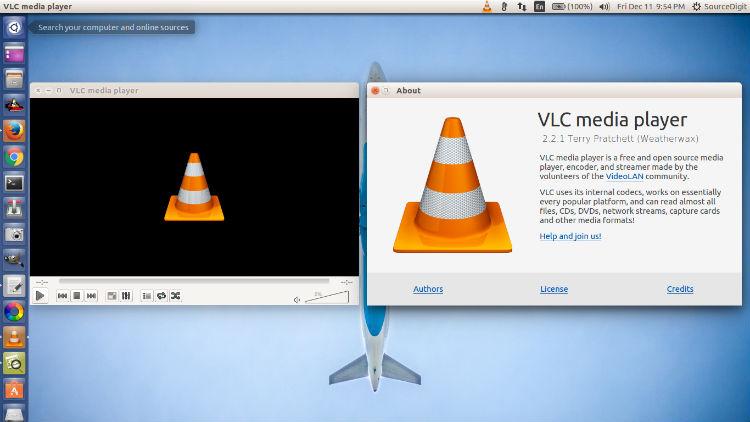 Install The Latest Release Of VLC On Ubuntu 1510  Ubuntu 1404