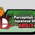 Perception of japanese DLC REDUX