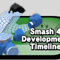 Smash 4 Development Timeline (1)