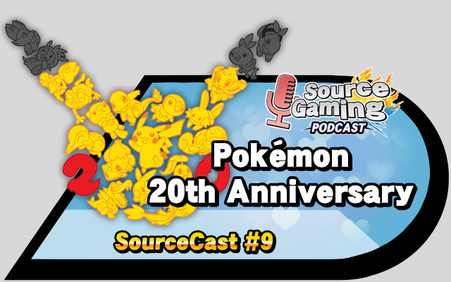 SourceCast #9 Pokemon