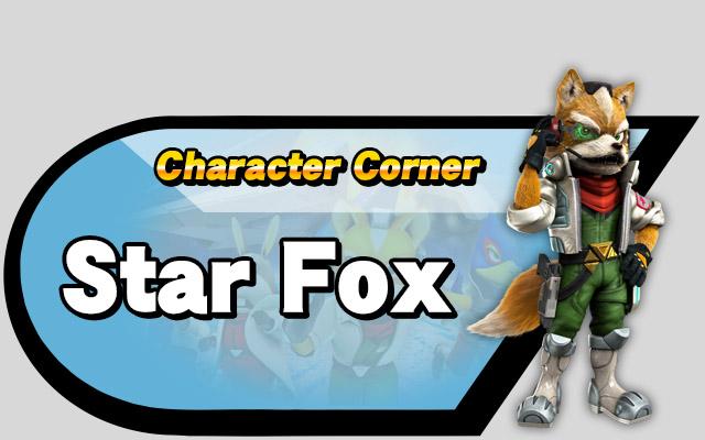 character corner Star Fox