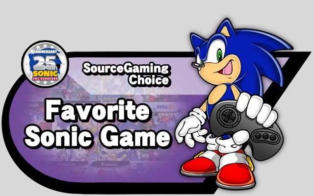 Favorite Sonic game