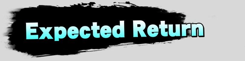 Expected Return