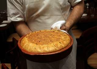 Recipe for Easter Pie, Step-by-Step