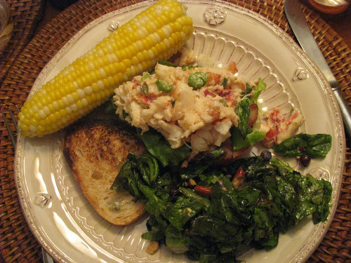 Recipe: Lobster BLTs