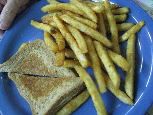 Lunch at Rockport Diner