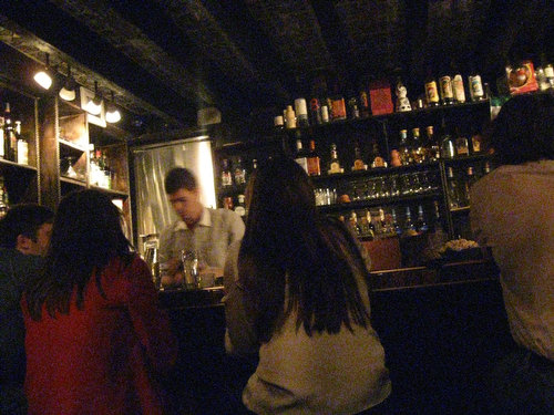 Nightcaps at Mayahuel