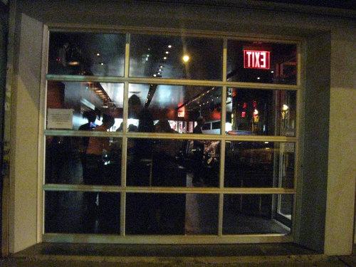 Supper at Ssam Bar