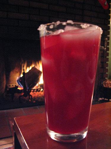 Recipe: Hibiscus Margaritas