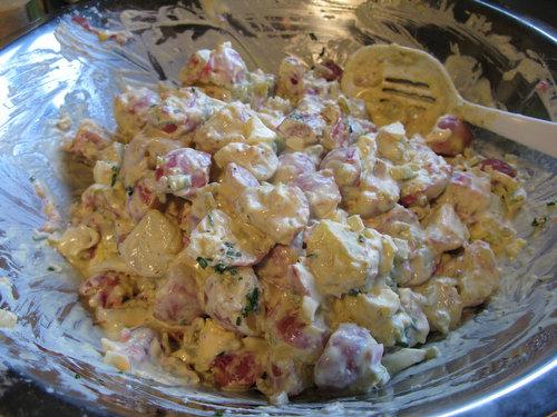 Recipe: Stella's Potato Salad