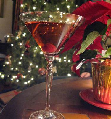 Christmas Cocktail: Perfect Parallel
