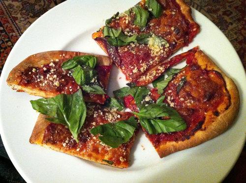Pizza Night in America