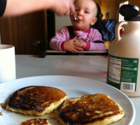 Buttermilk Pancakes Recipe for Samantha