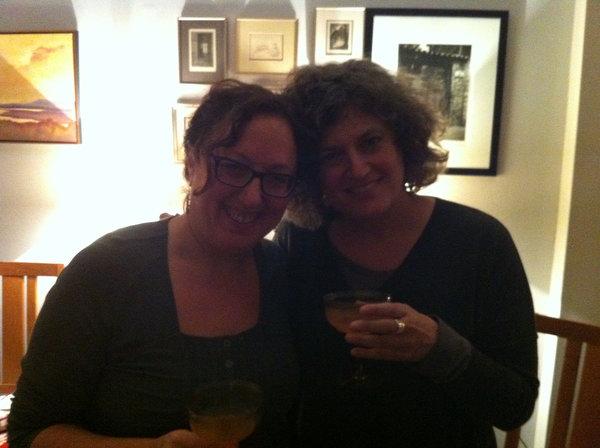 Irene and Carol