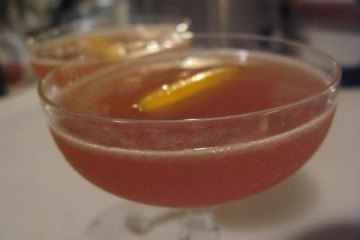 Meyer Lemon Sidecars