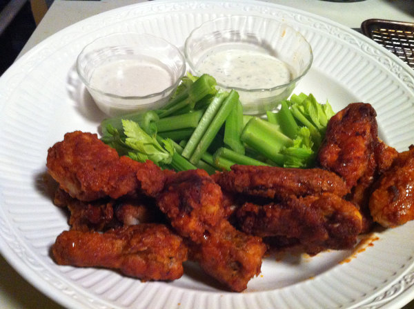 Super Bowl Sunday: Wings, Boo and Baltimore