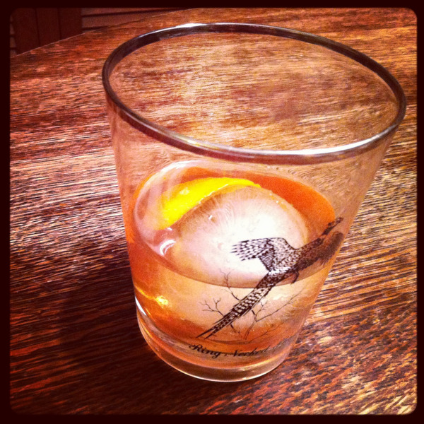 Cocktail Recipe: Old Fashioned