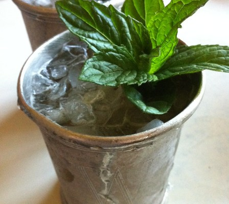 If It's May, It Must Be Julep Season. Here's a Mint Julep Recipe for a Crowd