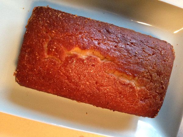 Meyer Lemon Cake Recipe