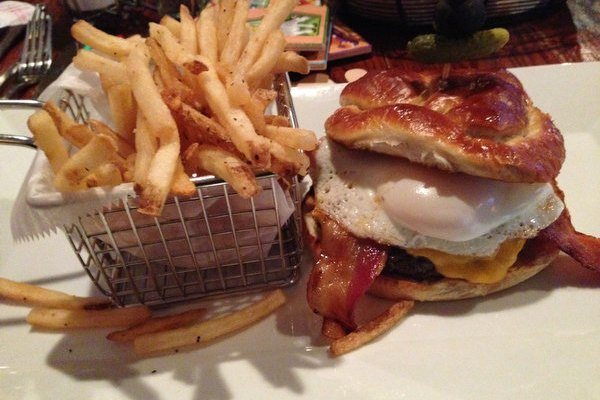 Westchester Burger Company in West Nyack