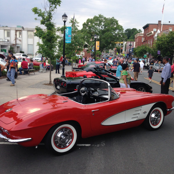 The Nyack Car Show