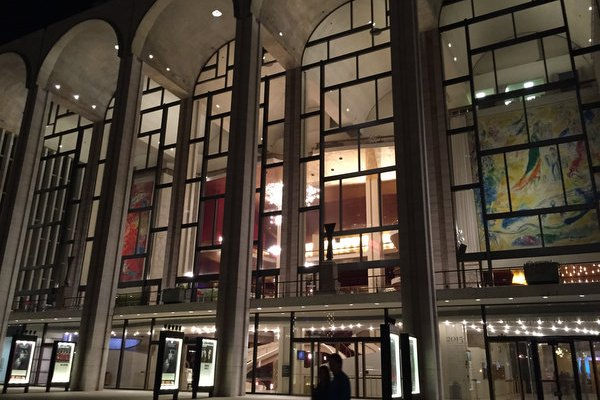 A Night at Lincoln Center